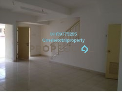 Terrace For Rent in Taman Mutiara Barat, Cheras Freehold Unfurnished 4R/3B 1.7k