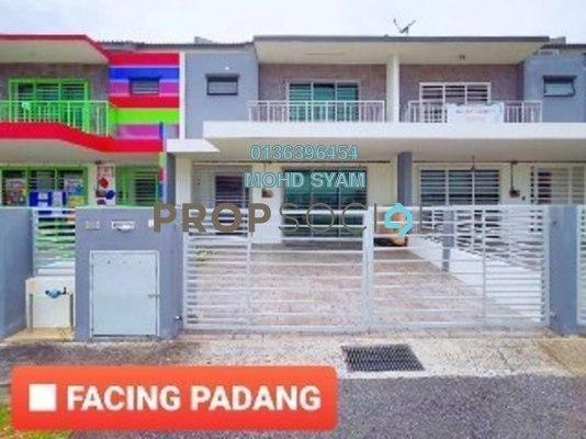 Terrace For Sale in Kota Warisan, Sepang Freehold Unfurnished 4R/3B 550k