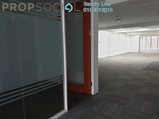 For Rent Office at Galleria, Cyberjaya Freehold Unfurnished 0R/2B 3.49k