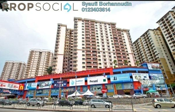 Apartment For Sale in Pelangi Astana, Bandar Utama Freehold Unfurnished 3R/2B 439k