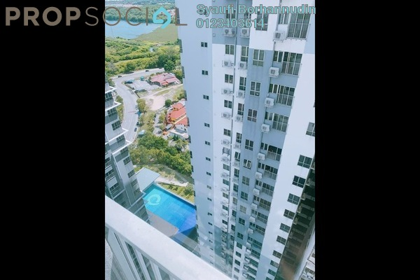 For Sale Condominium at The Wharf, Puchong Freehold Unfurnished 2R/2B 285k