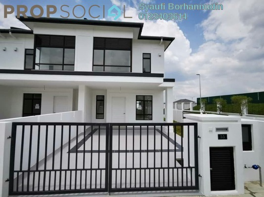 Terrace For Sale in Eco Grandeur, Puncak Alam Freehold unfurnished 3R/3B 650k