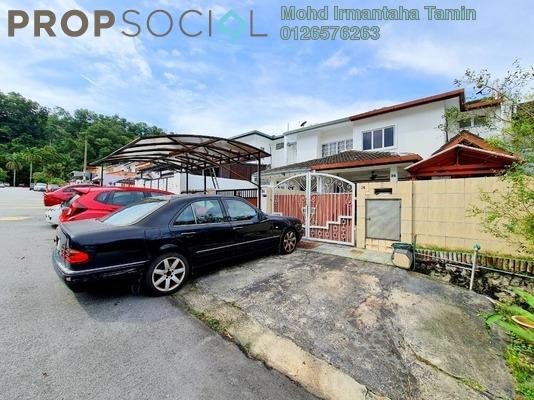 Terrace For Sale in Taman Bukit Jaya, Bukit Antarabangsa Leasehold semi_furnished 5R/3B 700k