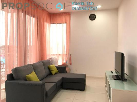 Condominium For Rent in Nadi Bangsar, Bangsar Freehold Fully Furnished 2R/2B 4.3k