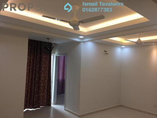 Apartment For Rent in Surian Industrial Park, Kota Damansara Freehold Semi Furnished 3R/2B 1.5k