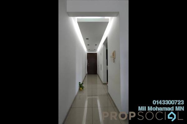 Condominium For Sale in The Tamarind, Sentul Freehold Semi Furnished 4R/3B 650k