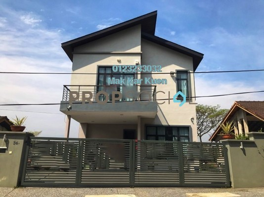 For Sale Bungalow at Damansara Heights, Kuala Lumpur Freehold Semi Furnished 6R/6B 4.26m