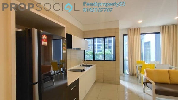 For Rent Condominium at D'Latour, Bandar Sunway Freehold Fully Furnished 2R/2B 1.63k