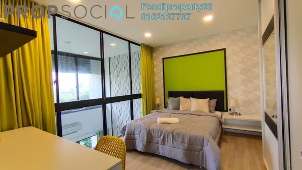 For Rent Condominium at D'Latour, Bandar Sunway Freehold Fully Furnished 3R/3B 1.73k