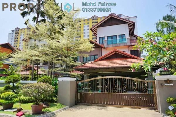 Bungalow For Sale in Sunway Utama, Bandar Sunway Freehold Fully Furnished 8R/7B 6m