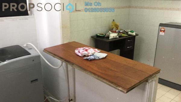 For Rent Apartment at Kenanga Apartment, Pusat Bandar Puchong Freehold Semi Furnished 3R/2B 1.15k