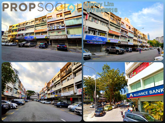 For Sale Shop at Taman Maluri, Cheras Freehold Unfurnished 0R/0B 2.5m