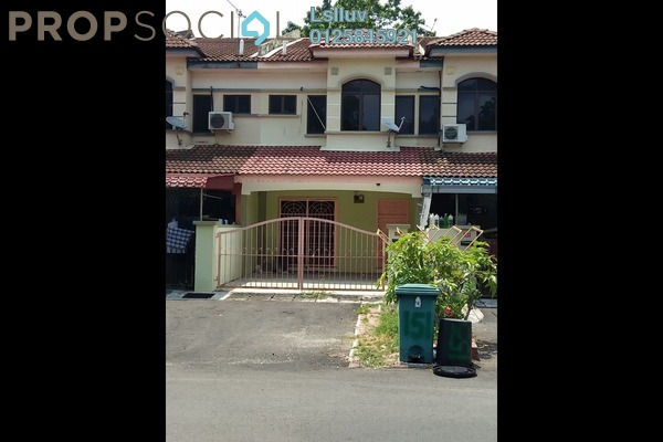Terrace For Rent in Bandar Pulai Jaya, Simpang Pulai Freehold unfurnished 4R/3B 950translationmissing:en.pricing.unit