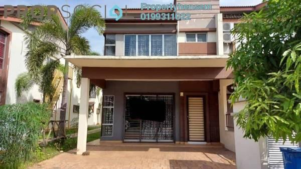 Terrace For Sale in Seksyen 16, Bandar Puncak Alam Freehold Semi Furnished 4R/3B 600k