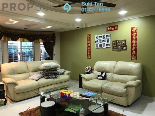 For Sale Terrace at Laman Rimbunan, Kepong Freehold Semi Furnished 5R/4B 1.25m