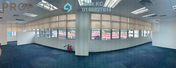 For Rent Office at PFCC, Bandar Puteri Puchong Freehold Semi Furnished 0R/0B 7.27k
