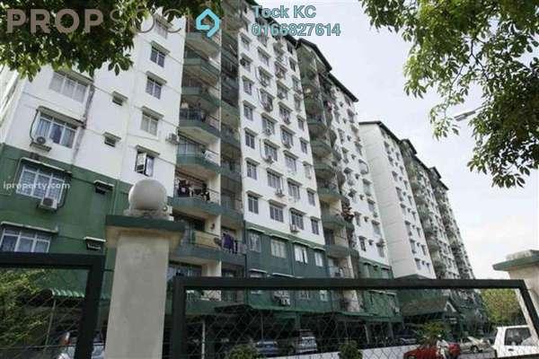 For Rent Apartment at Pangsapuri Seri Indah, Seri Kembangan Freehold Unfurnished 3R/2B 800translationmissing:en.pricing.unit