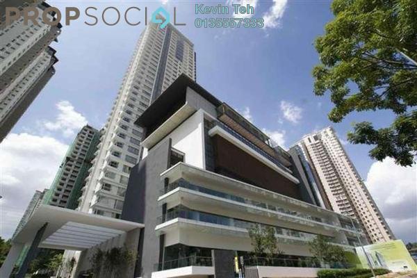 Shop For Rent in VERVE Suites, Mont Kiara Freehold unfurnished 0R/0B 18k