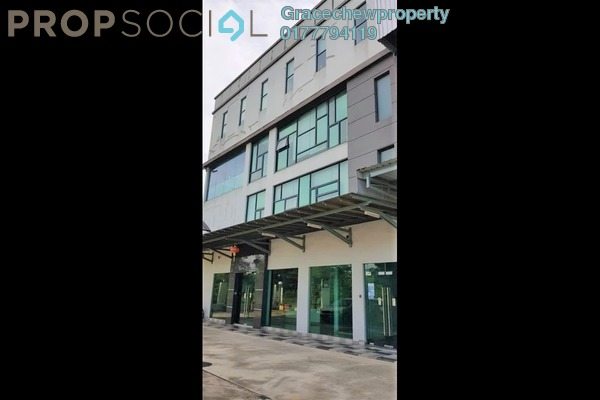 Factory For Sale in Taman Perindustrian Cemerlang, Ulu Tiram Freehold Fully Furnished 0R/0B 9.2m