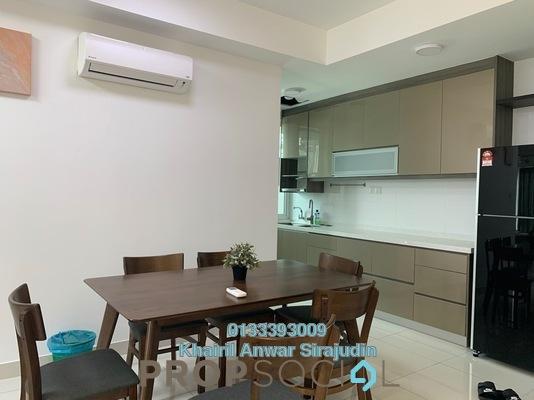 Condominium For Rent in Temasya 8, Temasya Glenmarie Freehold Fully Furnished 3R/2B 3k