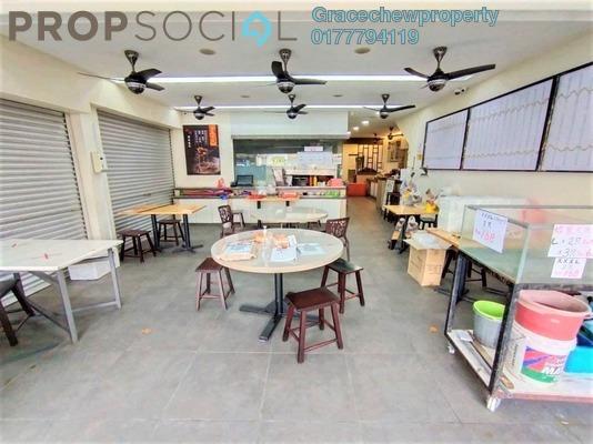 Shop For Rent in Taman Pelangi, Johor Bahru Freehold Fully Furnished 0R/0B 3.5k