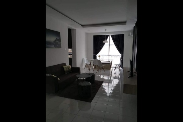 Apartment For Sale in Larkin Indah, Johor Bahru Leasehold Unfurnished 3R/2B 246k