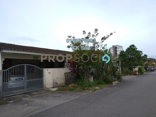 For Rent Terrace at Taman Suntex, Batu 9 Cheras Freehold Unfurnished 4R/2B 1.3k