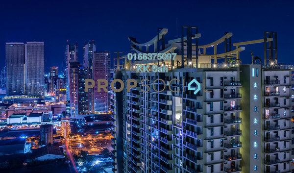 Condominium For Sale in Taman Sungai Besi, Sungai Besi Leasehold Unfurnished 3R/3B 430k