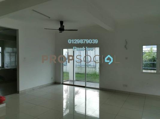 Terrace For Rent in Aster, Bandar Puchong Utama Freehold Semi Furnished 4R/3B 2k