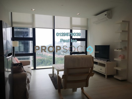 Condominium For Rent in One City, UEP Subang Jaya Freehold Fully Furnished 1R/1B 1.5k