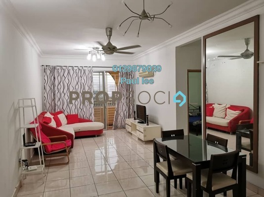 Condominium For Rent in Koi Tropika, Puchong Freehold Fully Furnished 3R/2B 1.3k