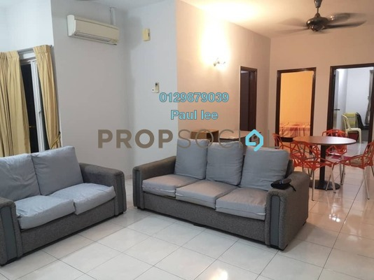 Condominium For Sale in Desa Impiana, Puchong Freehold Semi Furnished 3R/2B 348k