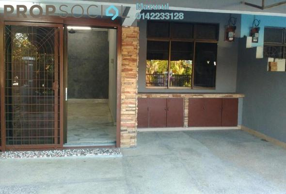 Terrace For Sale in Permas 11, Bandar Baru Permas Jaya Freehold unfurnished 3R/2B 375k
