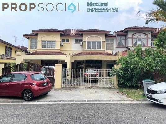 Terrace For Sale in Taman Setia Indah, Johor Bahru Freehold Semi Furnished 4R/3B 490k