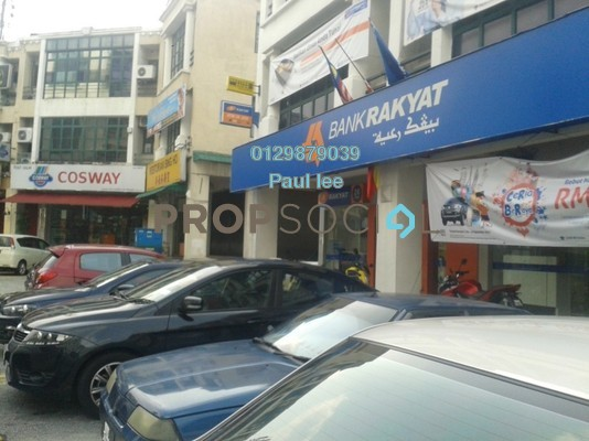Shop For Rent in USJ 9, UEP Subang Jaya Freehold Semi Furnished 3R/2B 2k