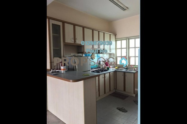 Apartment For Sale in Sri Tanjung Apartment, Bandar Puchong Jaya Freehold semi_furnished 3R/2B 280k