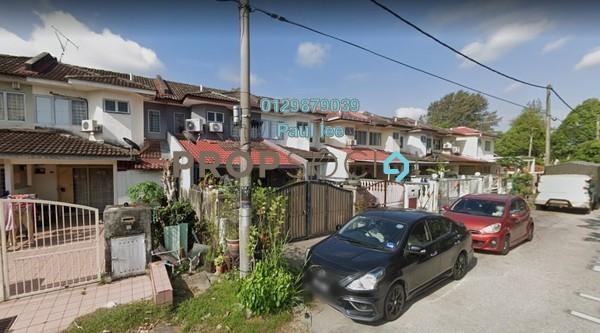 Terrace For Sale in PU6, Bandar Puchong Utama Freehold Semi Furnished 4R/3B 475k