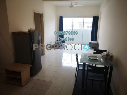 Condominium For Sale in The Heron Residency, Puchong Freehold Fully Furnished 2R/1B 270k