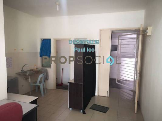 Condominium For Sale in The Heron Residency, Puchong Freehold Semi Furnished 1R/1B 220k