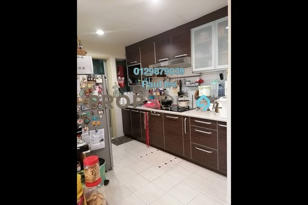 Condominium For Sale in The Heron Residency, Puchong Freehold Semi Furnished 3R/2B 358k