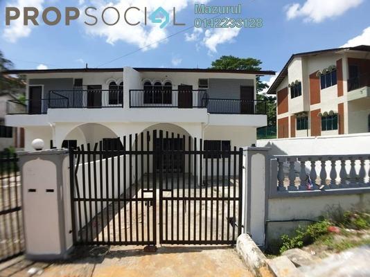 Semi-Detached For Sale in Jalan Station, Bandar Johor Bahru Freehold Unfurnished 4R/3B 590k
