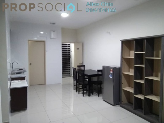 Apartment For Rent in Arc @ Austin Hills, Tebrau Freehold Fully Furnished 2R/2B 1.1k