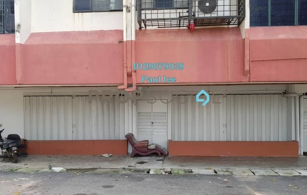 Shop For Rent in Taman Tan Yew Lai, Old Klang Road Freehold Semi Furnished 0R/2B 3.9k