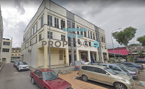 Shop For Sale in Taman Tan Yew Lai, Old Klang Road Freehold Semi Furnished 2R/6B 1.4m