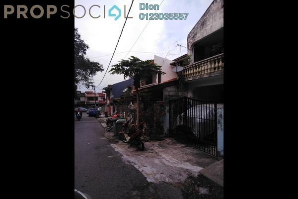 Terrace For Sale in Taman Sri Kepong Baru, Kepong Freehold Semi Furnished 2R/2B 368k