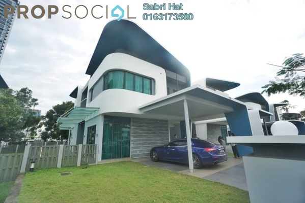 Terrace For Sale in Setia Eco Glades, Cyberjaya Freehold semi_furnished 5R/5B 1.8m