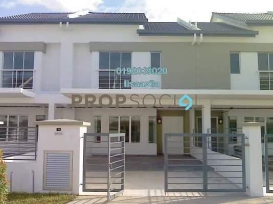 Terrace For Sale in Taman Sutera, Kajang Freehold Semi Furnished 4R/3B 600k