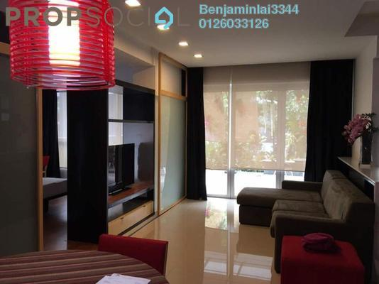 Serviced Residence For Sale in VERVE Suites, Mont Kiara Freehold Fully Furnished 2R/2B 1.2m