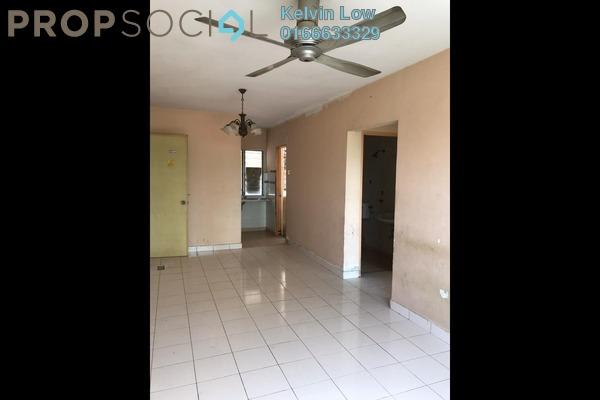 Apartment For Rent in Latan Biru, Kota Damansara Freehold Unfurnished 3R/2B 1.5k
