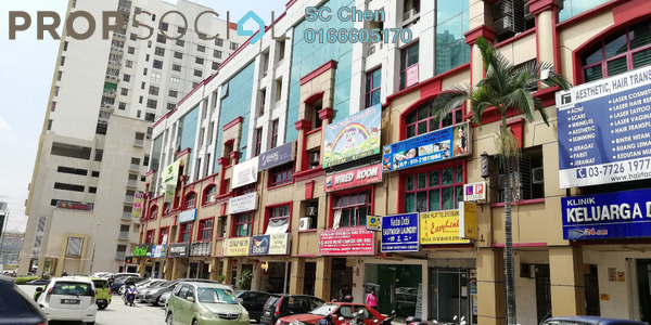 Shop For Rent in Pelangi Damansara Sentral, Mutiara Damansara Leasehold Unfurnished 0R/0B 6.5k
